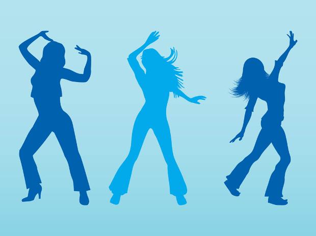 Cool Dance Vectors