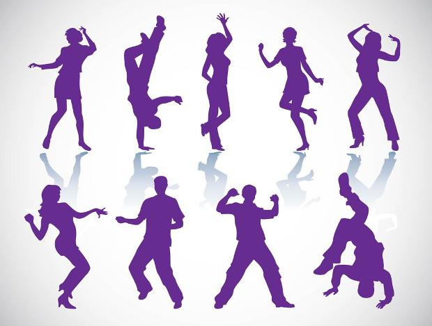 Free Dancers Vectors