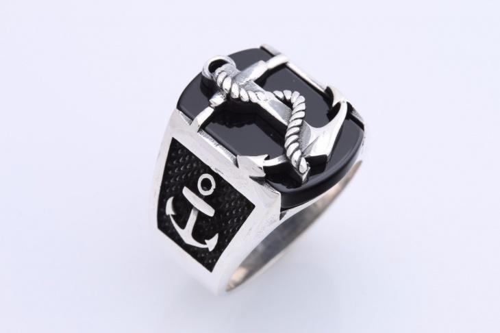 anchor ring for men