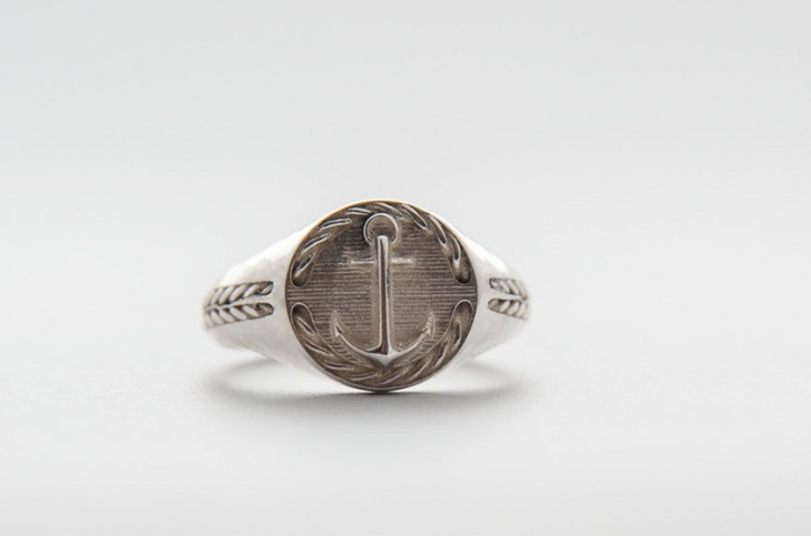 Signet Anchor Ring