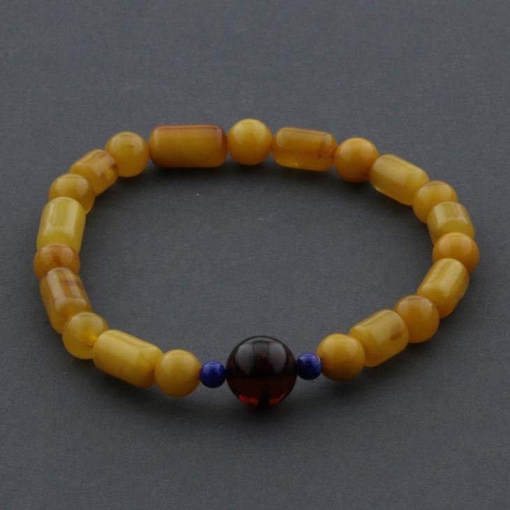 cylinder beaded bracelet design
