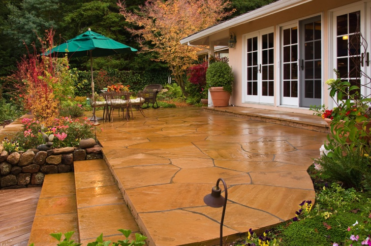 Exterior Patio Flooring