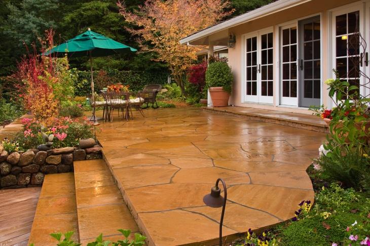 exterior patio flooring