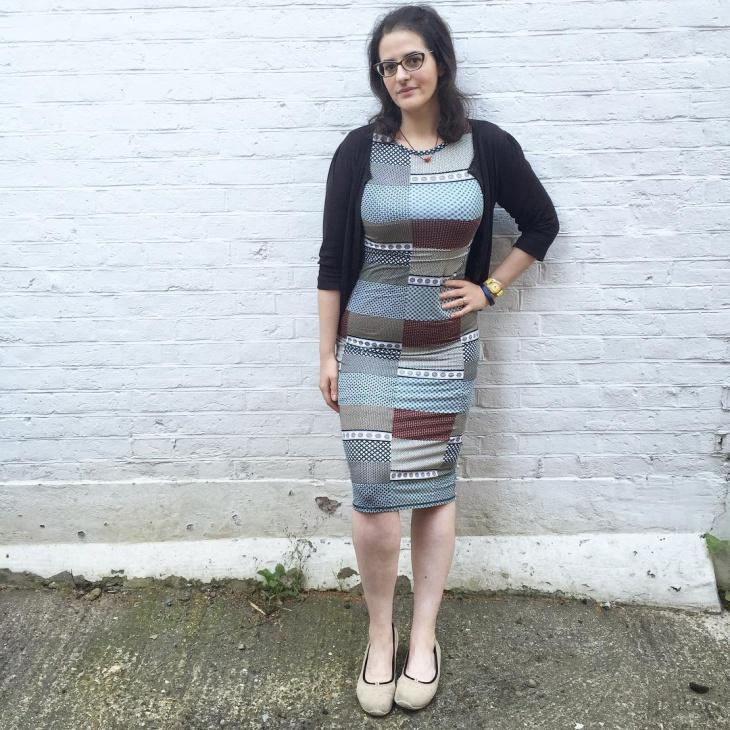 bodycon wiggle dress idea