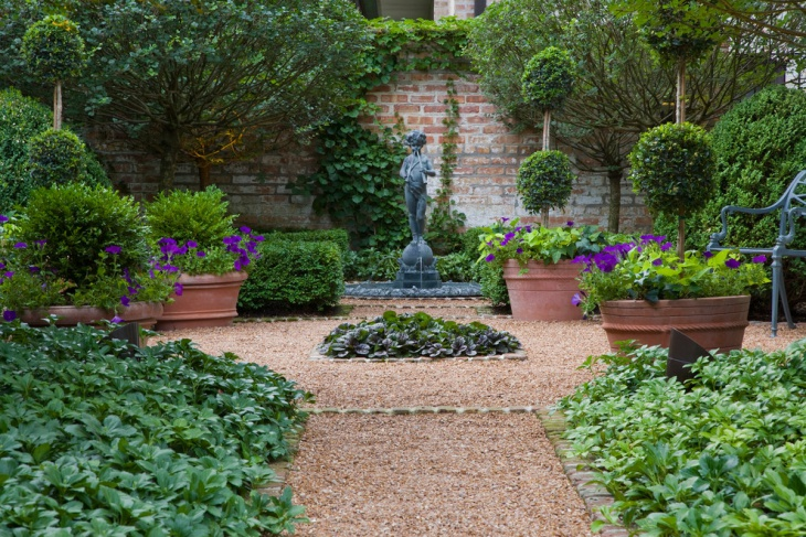 Resin Garden Statue Idea