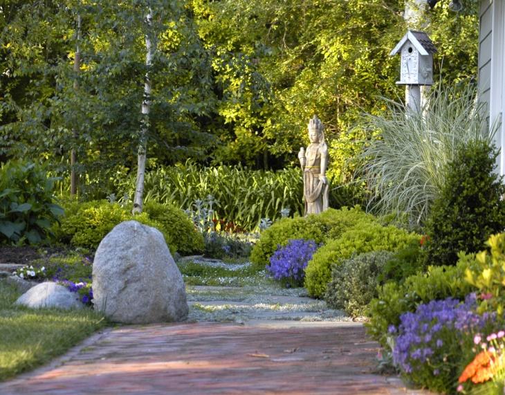 Outdoor Garden Statue