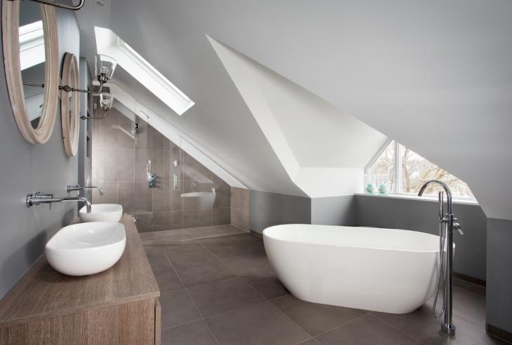 Modern Ensuite Bathroom Design