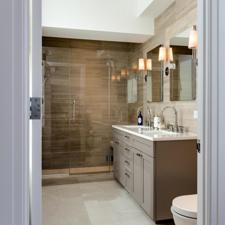Modern Bathroom Vanity Idea