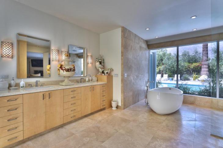 Minimal Modern Bathroom Design