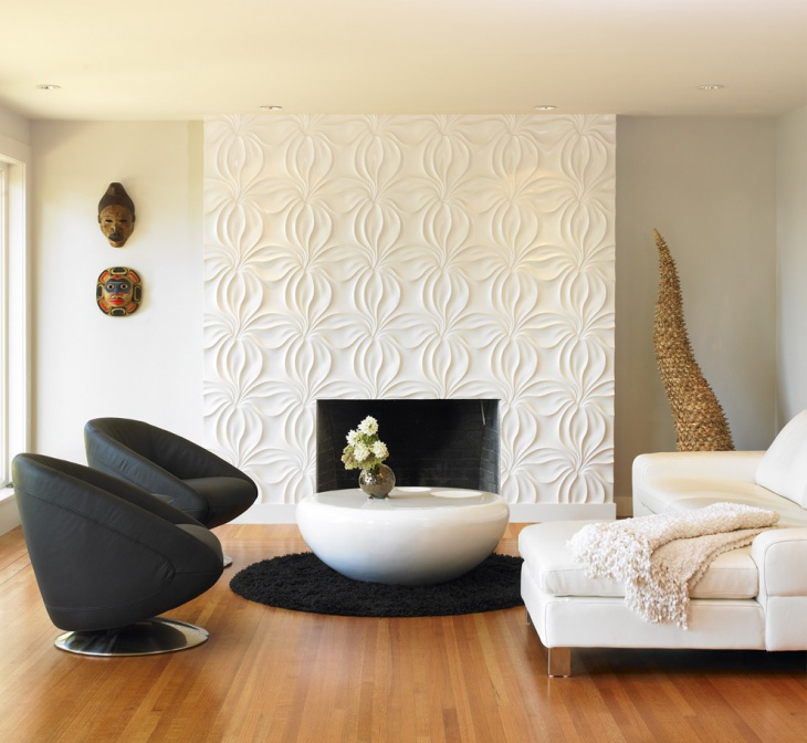 royal modern fireplace