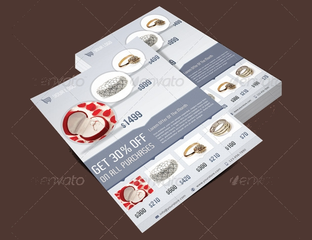 Product Offer Marketing Flyer