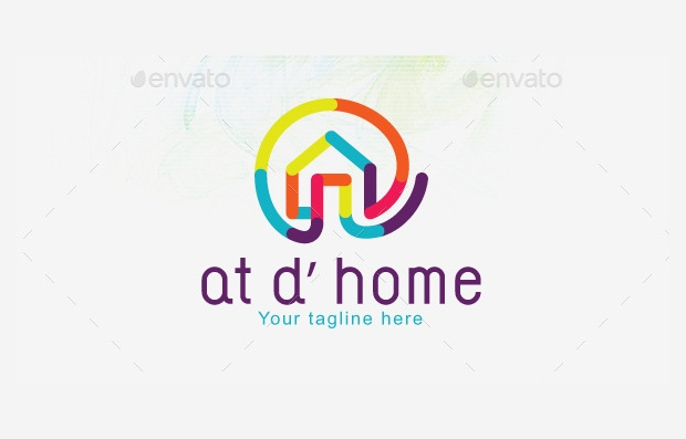 Creative Home Logo