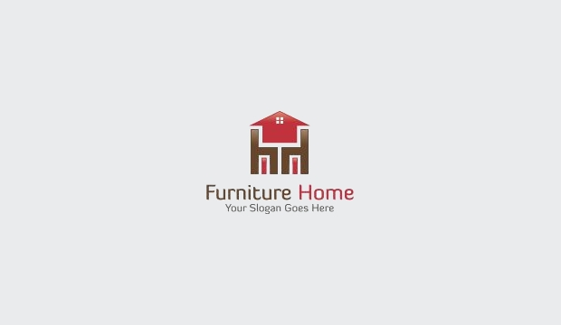 furniture-home-logo-design