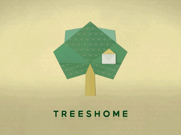 Trees Home Logo