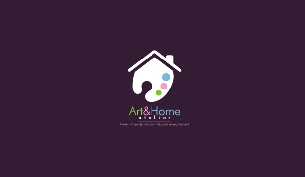 Art and Home Logo