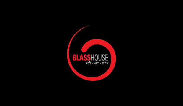 Glass House Logo Design