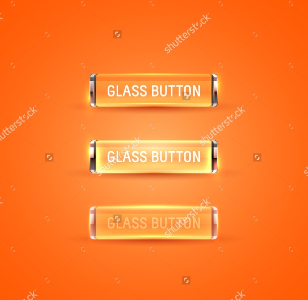 Colorful Square Glass Buttons Designs