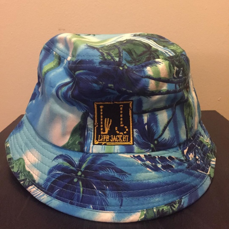 Beach Bucket Hat for Men