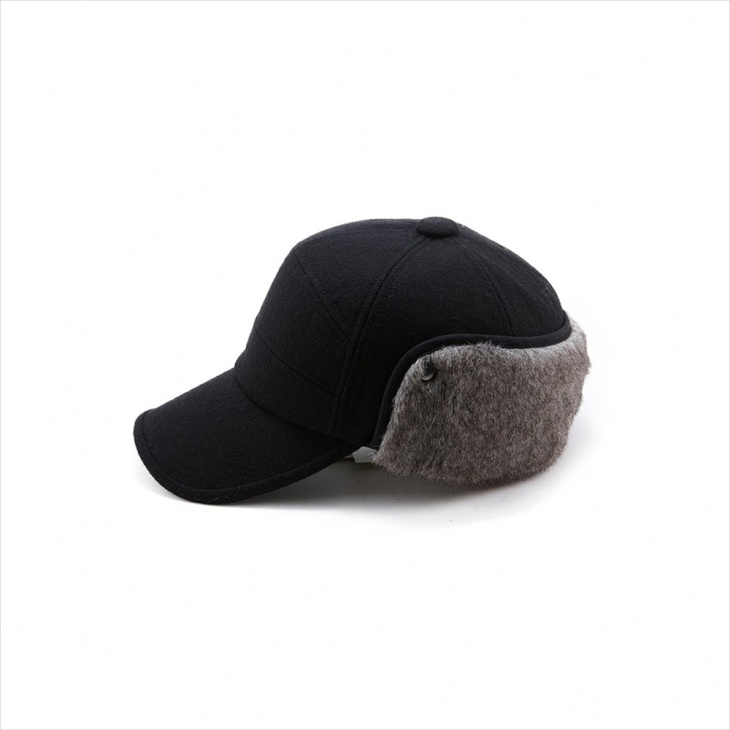 Mens Winter Fur Hat Design