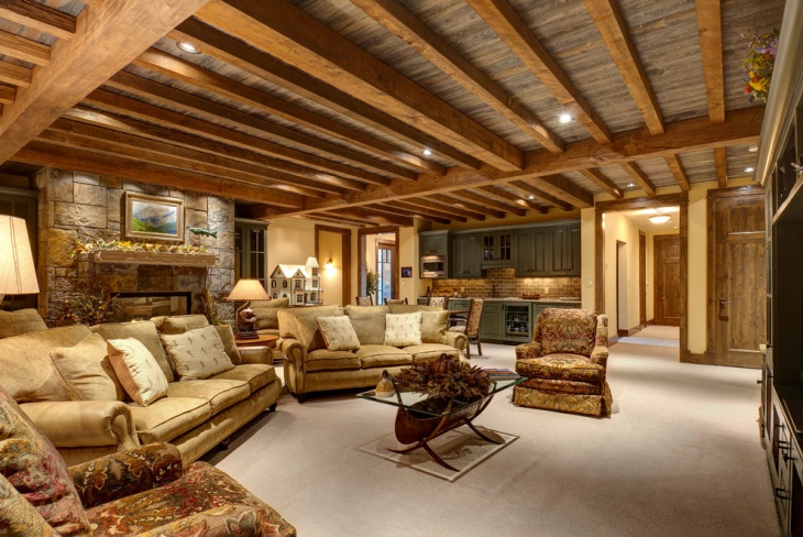 Wonderful 17 Basement Ceiling Designs Ideas Design Trends Premium PSD Basement Wood Ceiling  Idea. Basement Ceiling