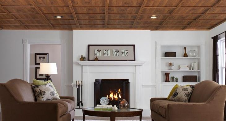img. Basements ... & 17+ Basement Ceiling DesignsIdeas | Design Trends - Premium PSD ...
