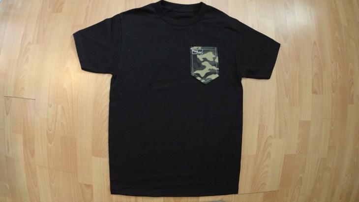 Camo Pocket T Shirt