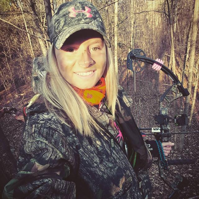 Camo Makeup For Hunting