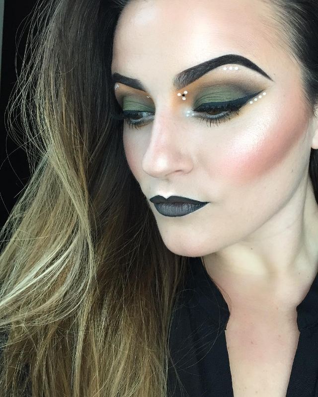 13 Camo Makeup Designs Trends Ideas