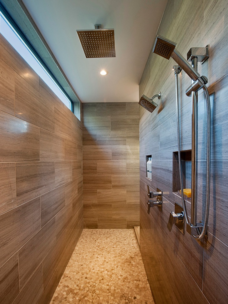 walk in shower room idea