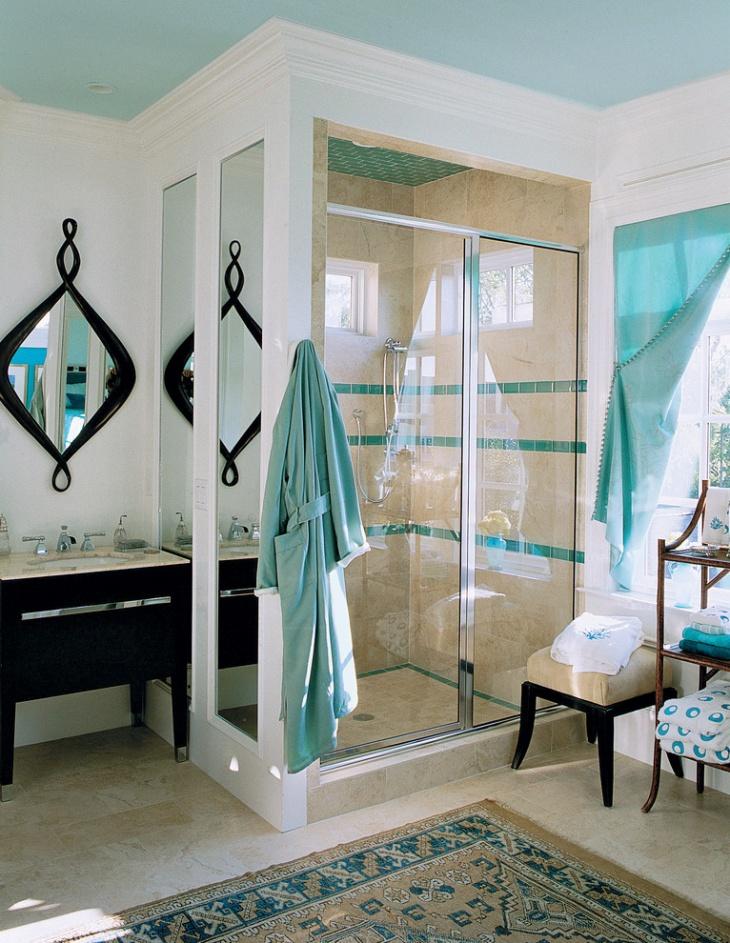 Glass Shower Room