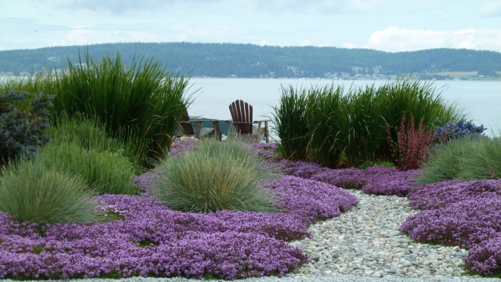 16+ Beach Garden Designs, Ideas | Design Trends - Premium Psd