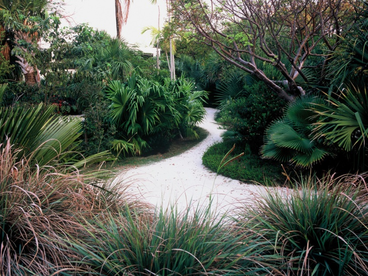 outdoor beach garden design