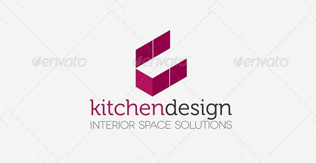 21 kitchen logos free editable psd ai vector eps for Kitchen decoration logo