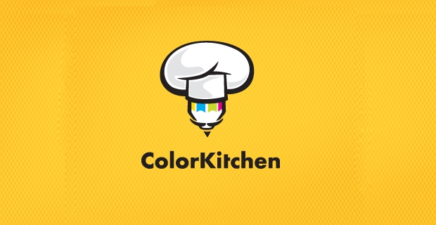 Colorful Kitchen Logo