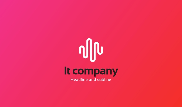 it company logo design