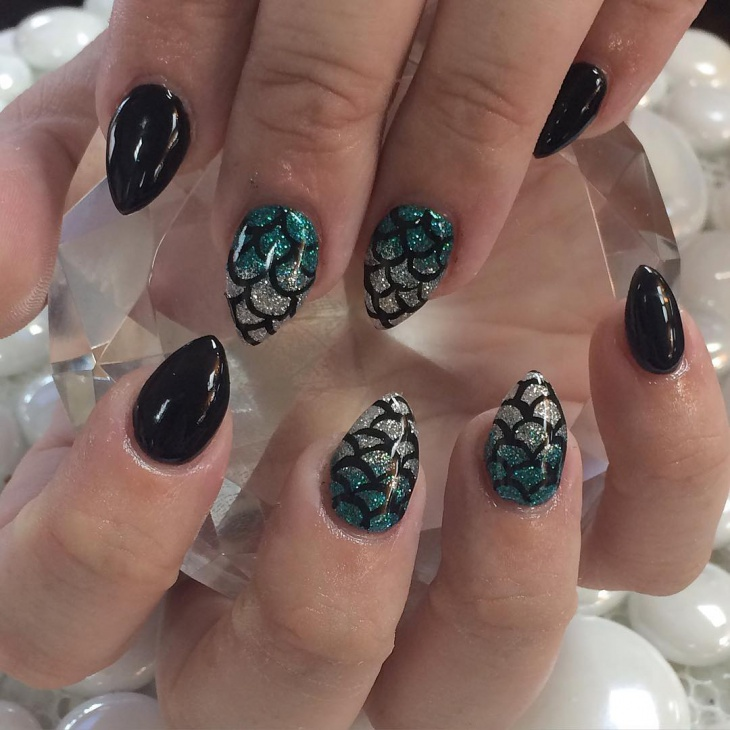 Classy Halloween Nails Stiletto - Halloween Wallpaper Gallery