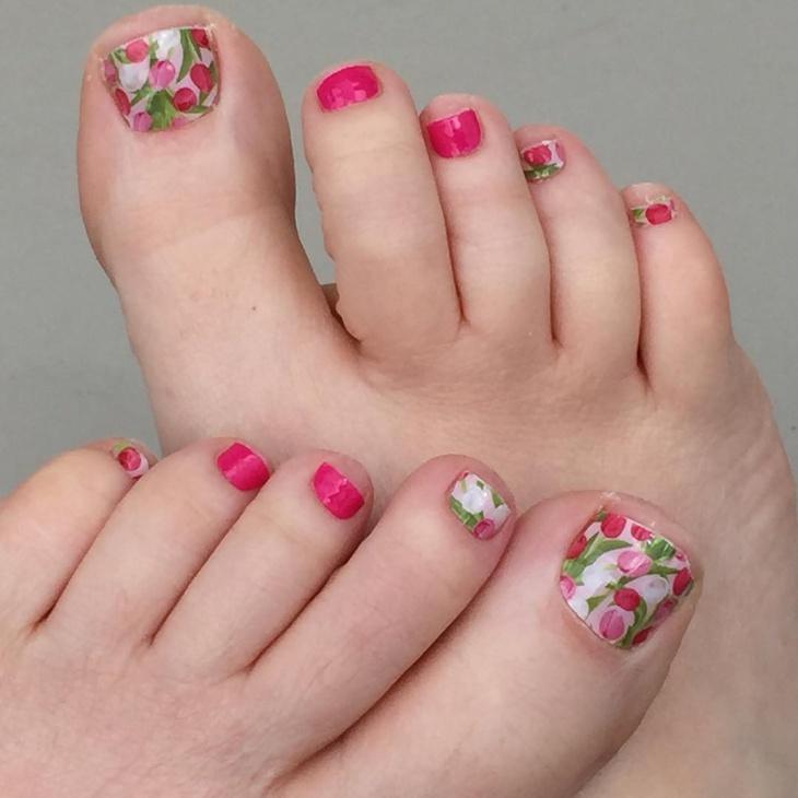55 nail designs ideas design trends premium psd for Acrylic toe nails salon