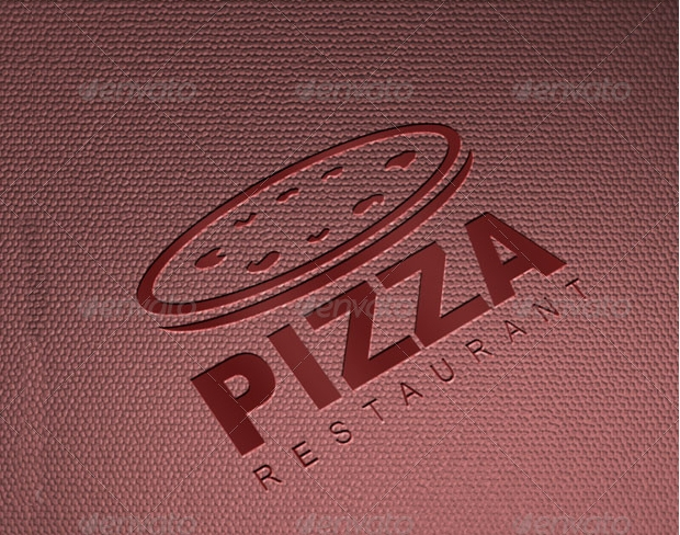 pizza restaurant logo design,