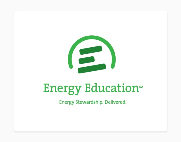 education Center logo design