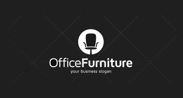office furniture logo design,