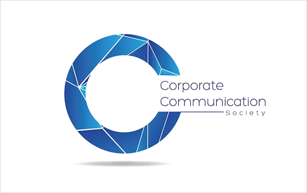 corporate communication logo design,