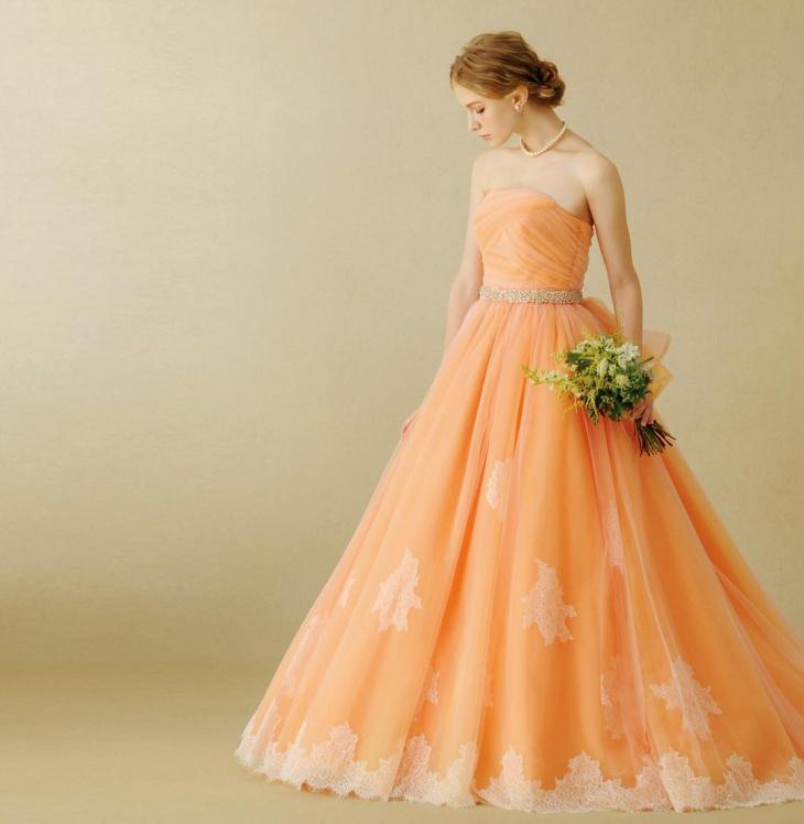 beautiful tulle dress design