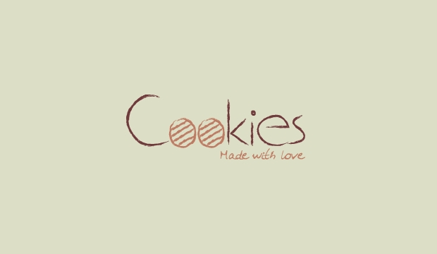 cookie bakery logo design,,