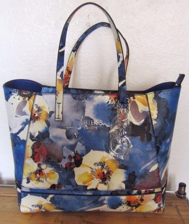 Guess Floral Handbag Idea