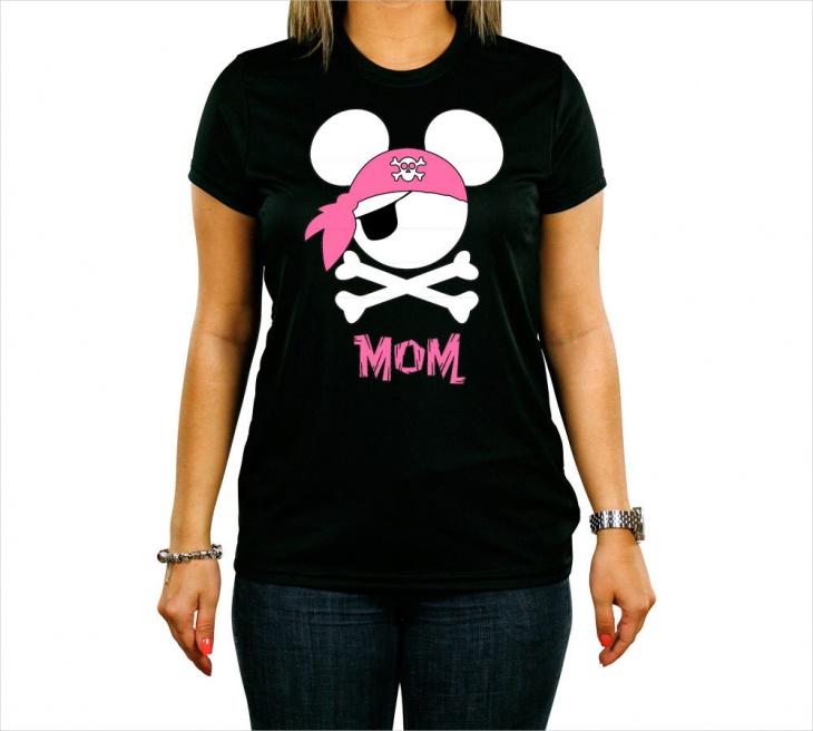 Disney Pirate T Shirt