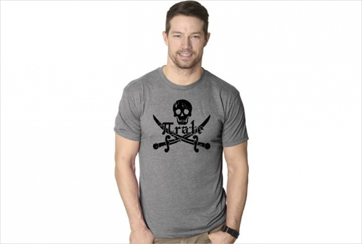trendy pirate t shirt