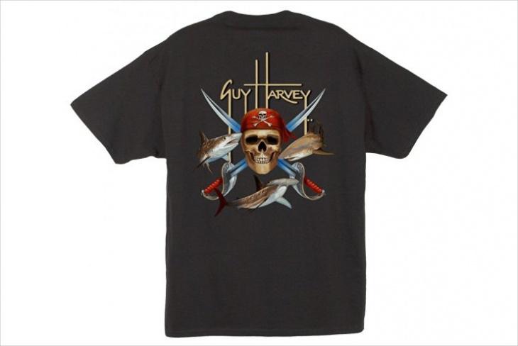 unique pirate t shirt design