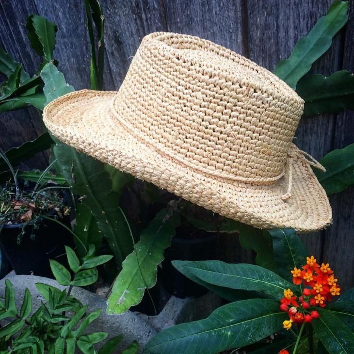 retro gambler hat