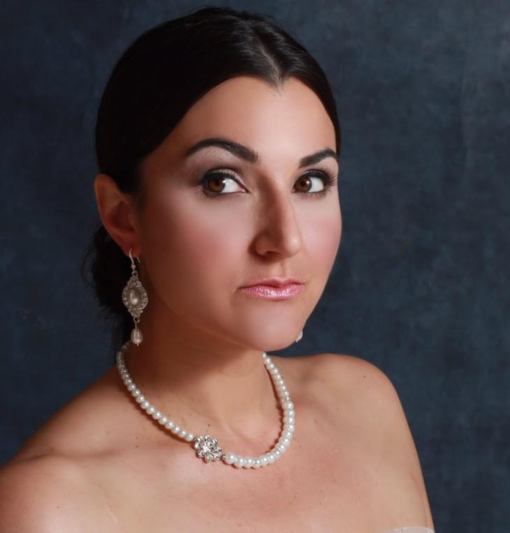 Single Pearl Necklace Design
