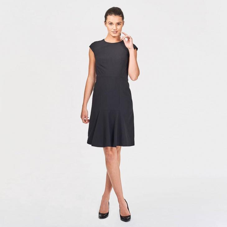 cool flounce dress for women
